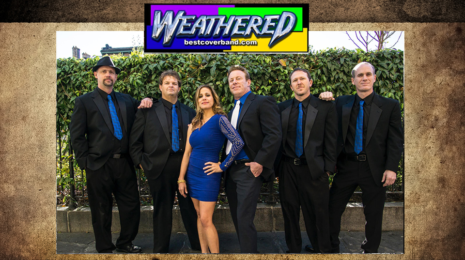 Contact Weathered Best Cover Band